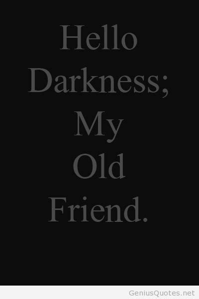 darkness quote