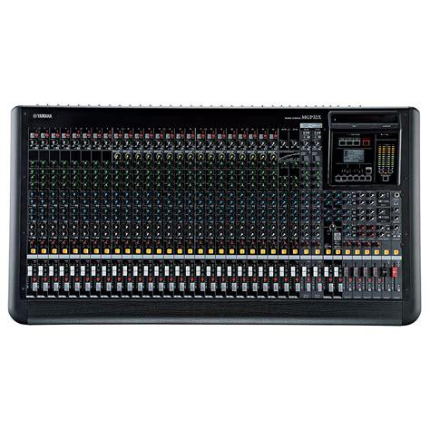 Mixer Yamaha Mgp 16 X yamaha mgp 32x 171 mixer