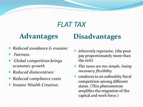 Advantages Of Flatsharing by Pit Flat Vs Progressive Tax