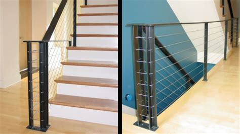 alumina railings residential cable railings