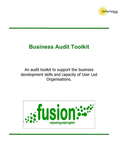 ulo design criteria are you ready for business dpulo toolkit