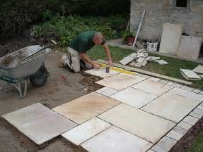 how to lay a patio landscaping for dummies how to lay a patio