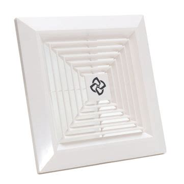 bathroom fan covers replacements white plastic grille ceiling fan ventilation cover