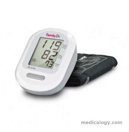 Family Dr Tensi Digital 3124 jual family dr tensimeter digital td 3124 murah