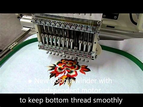 Mesin Bordir Feiya computerized embroidery machine 12 15 colors doovi