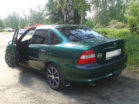 opel vectra b 1996 1996 opel vectra b pictures information and specs