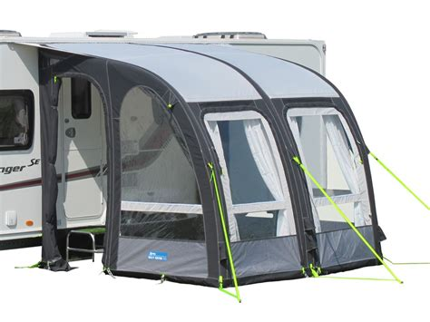 260 porch awning bnib kampa rally air pro 260 series 2 inflatable caravan