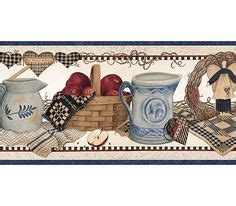 country kitchen wallpaper border primitive vintage and families are forever wallpaper border http decorate247