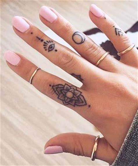 25 best ideas about hand tattoos for women on pinterest