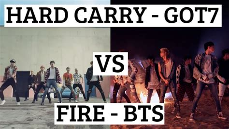 download mp3 bts try hard fire bts vs hard carry got7 youtube