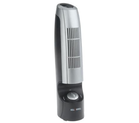 bell howell ionic whisper air purifier ionizer