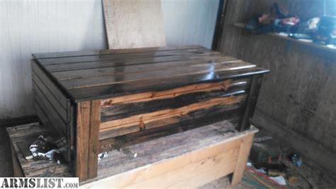 Coffee Table Gun Cabinet Armslist Gun Drawer Coffee Table
