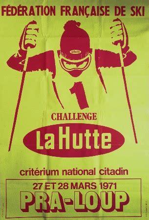 Hutte Préhistorique challenge la hutte pra loup 1971 f 233 d 233 ration fran 231 aise