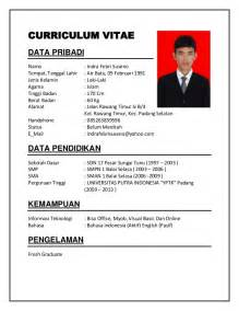 Contoh Application Letter Marketing template cv yang bagus lettre de motivation 2017