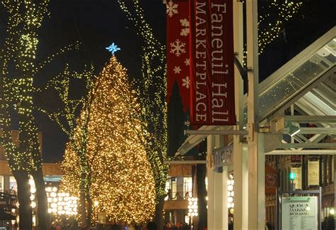 when was the first faneuil hall christmas tree the ultimate guide to in boston