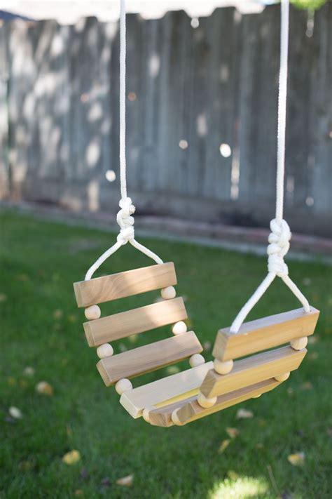 kid swing diy tree swing for adults