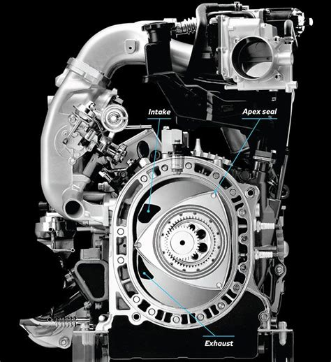 25 best ideas about wankel engine on car engine radial engine and engine working
