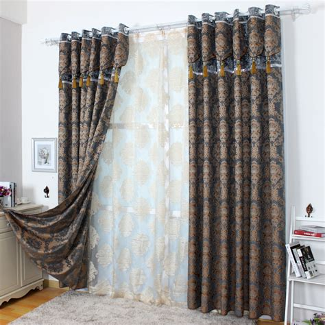vintage chenille curtains blackout curtains jacquard chenille vintage