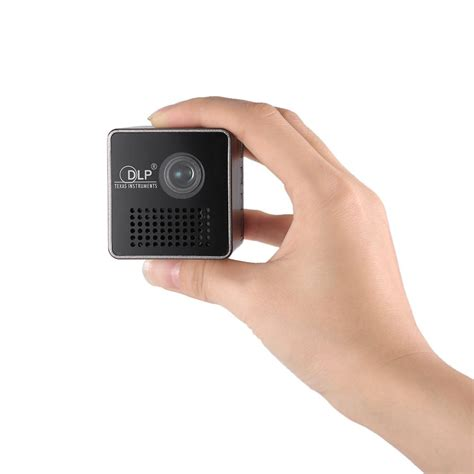 Proyektor Hd mini projector 1080p hd monavy