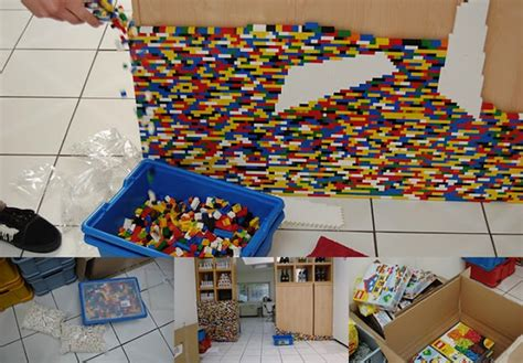 lego room dividers lust it lego room divider