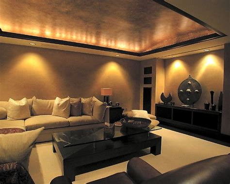 Lighting For Lounge Ceiling Contemporary Low Basement Ceilings Design Pictures Remodel Decor And Ideas Basement