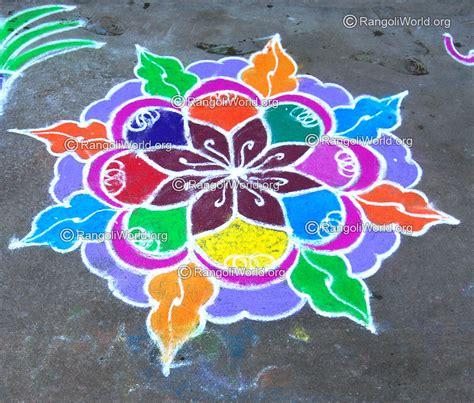 leaf pattern rangoli aadi month rangoli aadi perukku rangoli designs