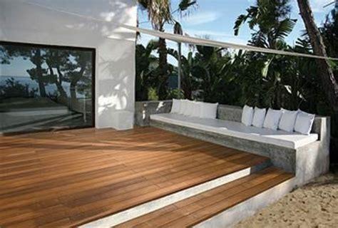 handlauf terrasse terrasse mit holz fabulous terrasse mit holz with