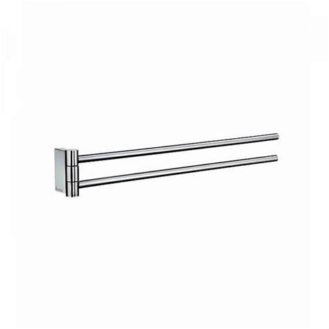 swing towel rail smedbo air swing arm towel rail ak326 uk bathrooms