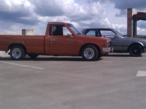 nissan datsun 1984 84nissanslammer 1984 nissan 720 pick up specs photos