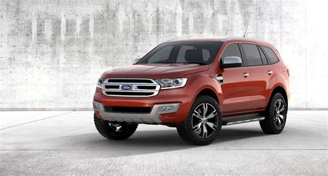 ford everest unveiled forcegtcom
