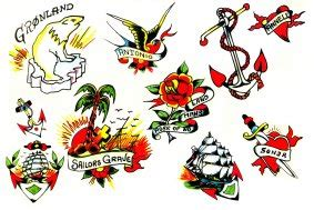 tattoo flash tattoo design sheets