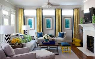 Grey Yellow Green Living Room by Trendy Color Combinations For Modern Interior Design In