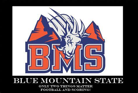 Blue Mountain State by Blue Mountain State By Dragongodxlr On Deviantart