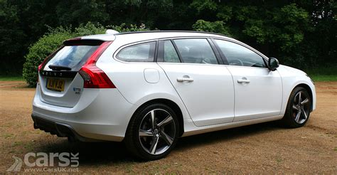 volvo v60 t6 technical details history photos on better