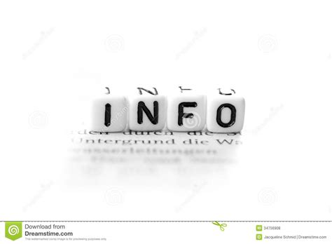 background info informations stock photo image of marketing note office
