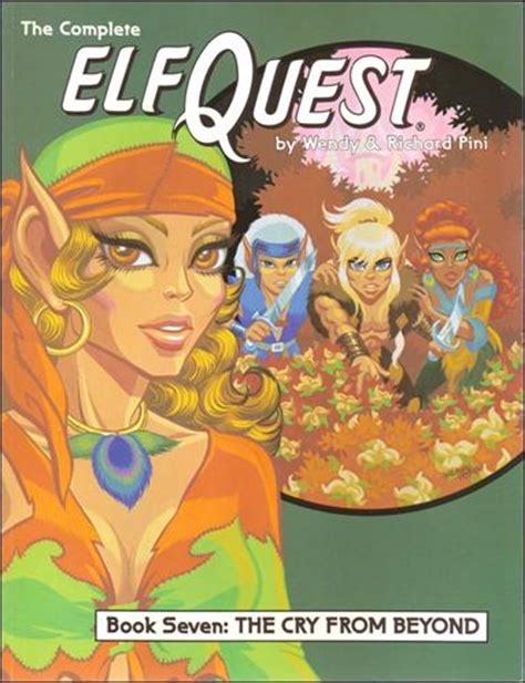 born the complete graphic novel books complete elfquest graphic novel 7 a feb 1991 graphic
