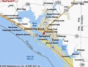 panama city florida on a map panama city fl real estate market