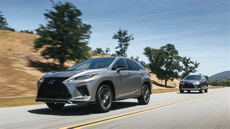 Lexus Rx 2020 by 2020 Lexus Rx Gets A Nip A Tuck And A Touchscreen