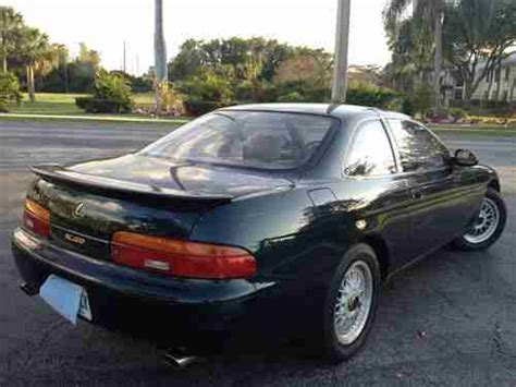 automobile air conditioning service 1994 lexus sc user handbook sell used 1994 lexus sc400 coupe 2 door 4 0l great cond well maintained clean carfax in