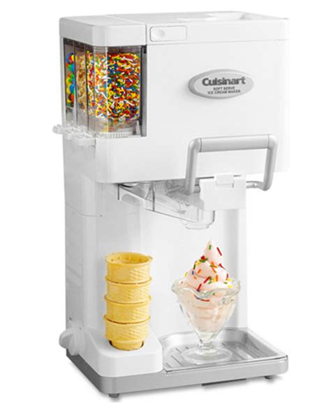 Cuisinart Mix It In Maker by Cuisinart 45 Maker Soft Serve Mix It In