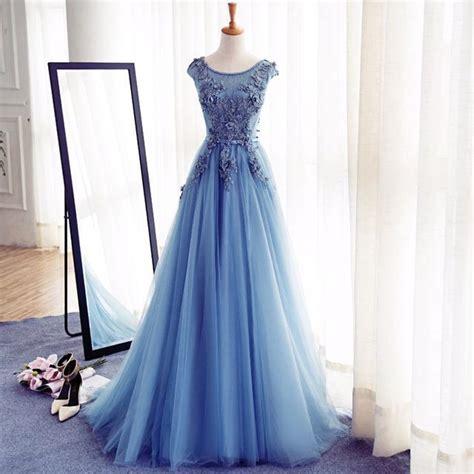 Handmade Prom Dress - charming tulle handmade prom dress prom cocopromdress