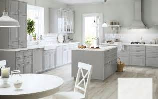 Gray And White Kitchen Ideas Guide In Using Grey And White Kitchen Cabinets Themonsterlifestyle