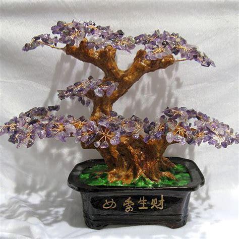 gemstone tree amethyst tree for sale ft 1401 紫晶招財樹 171 bling