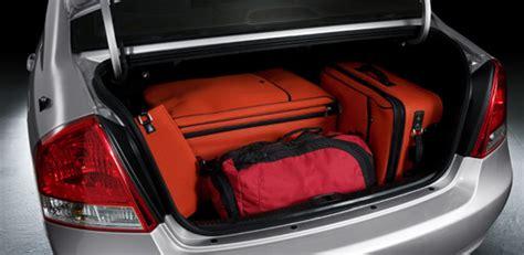 Trunk Space Toyota Corolla Dimensions Of Toyota Corolla Trunk