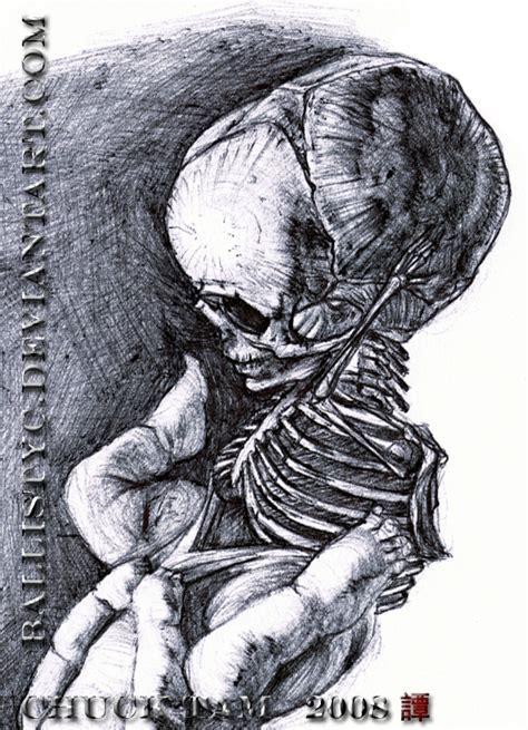 detailed pencil drawings fetus drawing detail by ballistyc on deviantart