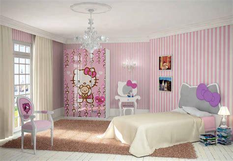 desain dinding kamar tidur hello kitty 27 desain kamar tidur hello kitty terlengkap 2018 desain