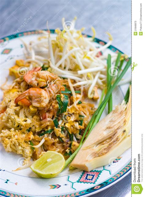 Native Foods Gift Card - paad thai native thai food stock photos image 21846873