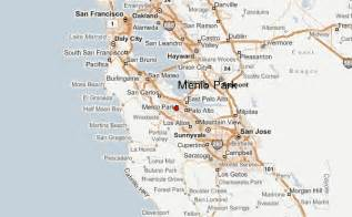 menlo park california map menlo park location guide