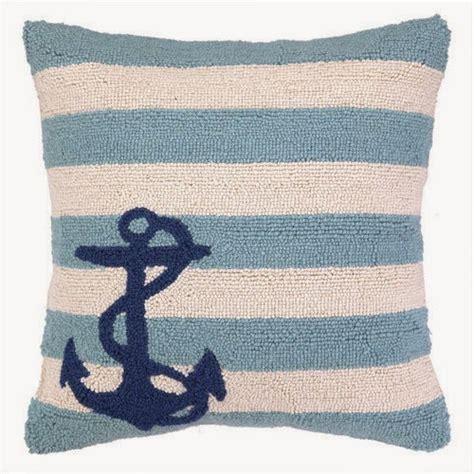 Nautical Pillows Seaside Inspired Decor Nautical Pillows In Sky