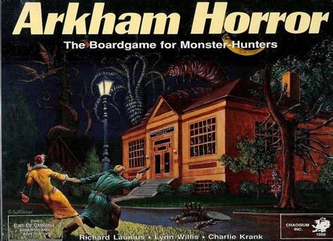 giochi da tavolo horror arkham horror gioco da tavolo gdt tana dei goblin